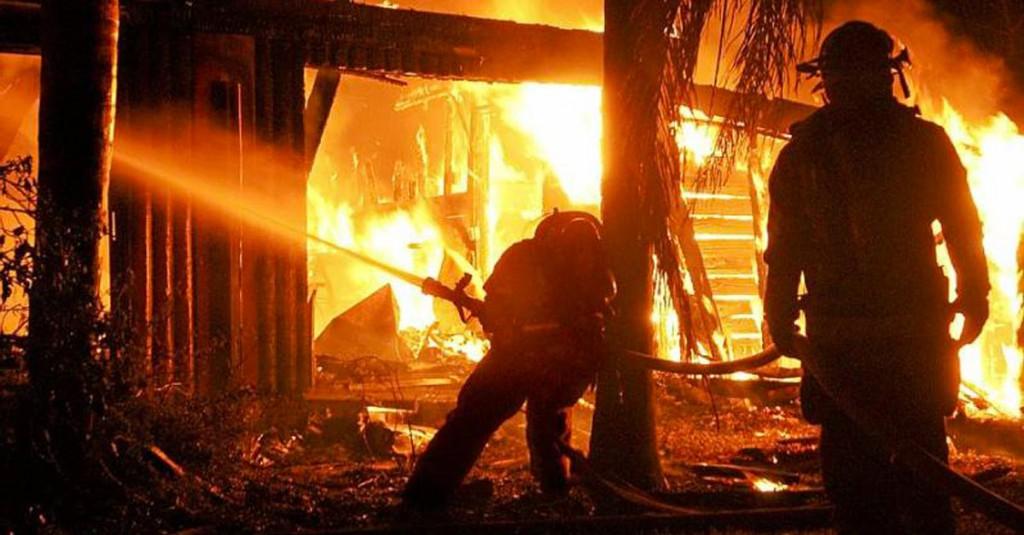 pompier risque majeur