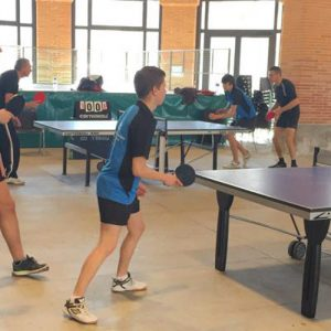 tennis table rieumes