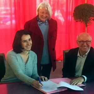 jennifer courtois signature convention