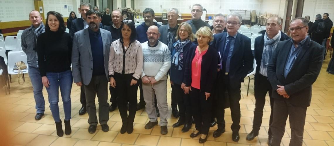 Élections du Président et des quinze Vice-présidents de la Communauté de Communes Cœur de Garonne