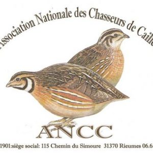 logo association des chasseurs de cailles