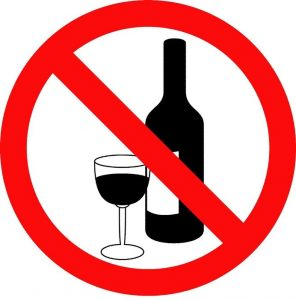 Arrêté municipal – Consommation d'alcool sur la voie publique