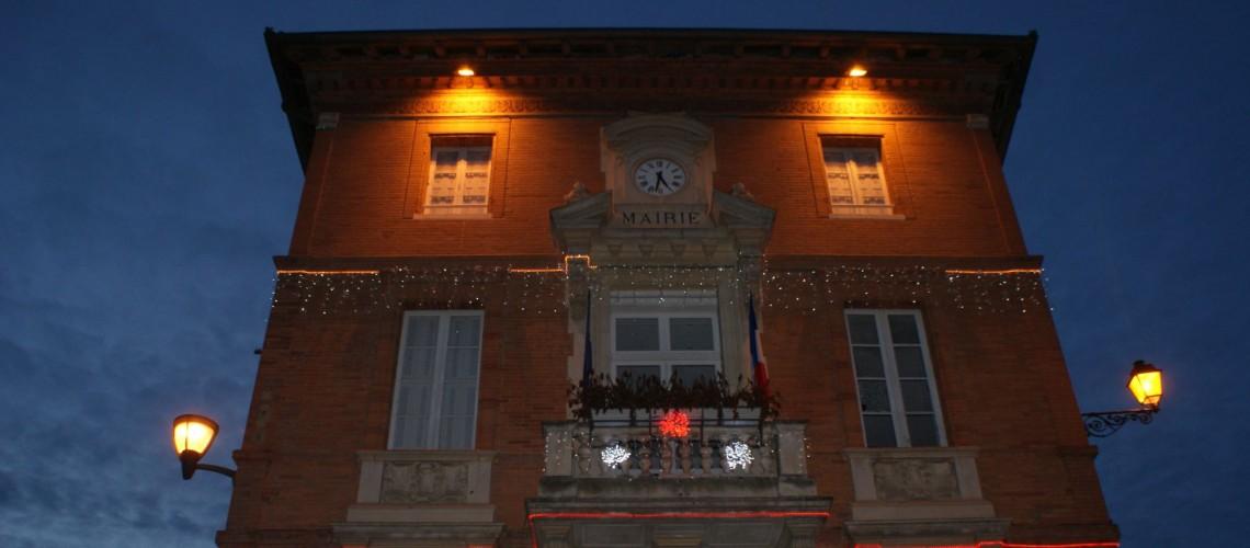 Mairie de Nuit