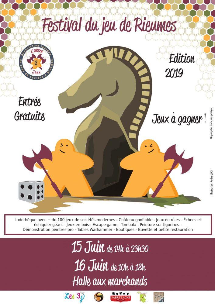 Festival du jeu de Rieumes