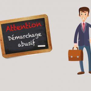 attention-demarchage