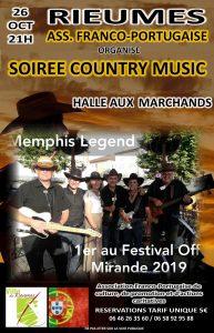 SOIRÉE COUNTRY MUSIC