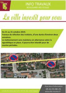 Boulevard des Écoles