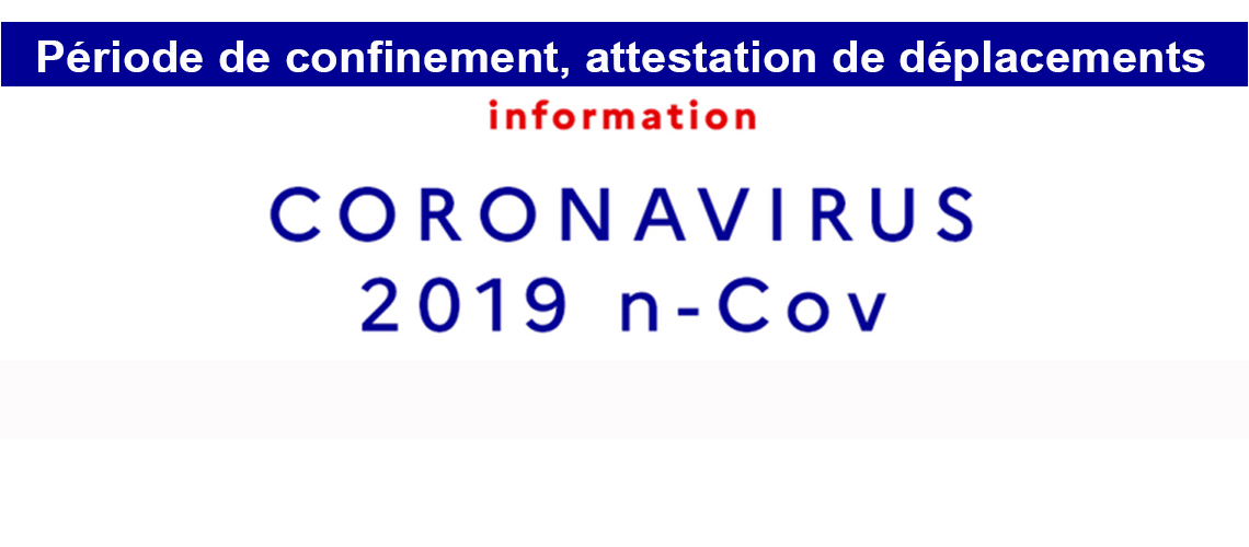 Attention nouvelle attestation de déplacement
