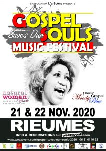 4EME EDITION DU FESTIVAL GOSPEL SAVES OUR SOULS