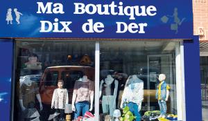 Ma boutique Dix de Der