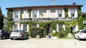 Hôtel restaurant Les Palmiers