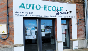 Auto-école Jeanine