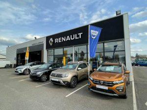 Garage Renault Rieumes