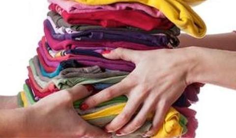 Fermeture temporaire du local de collecte de vêtements