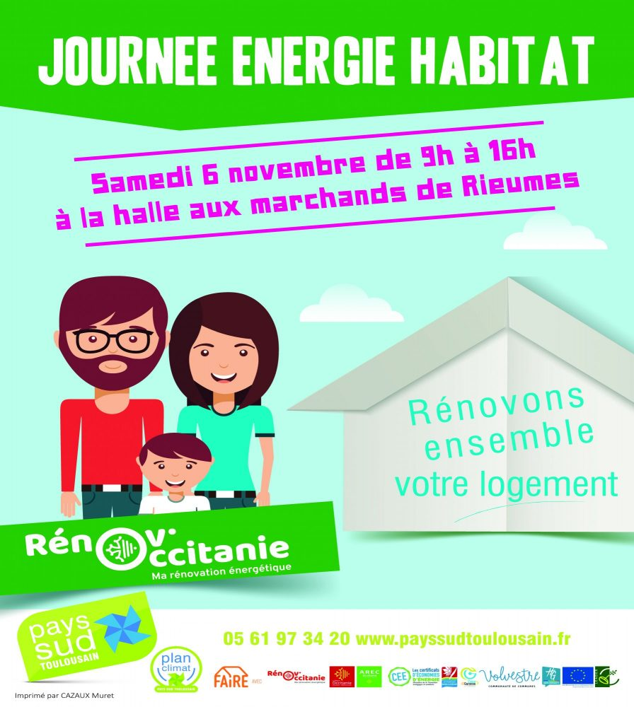Journée énergie habitat